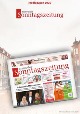 Mediadaten Zeitung Bayreuth